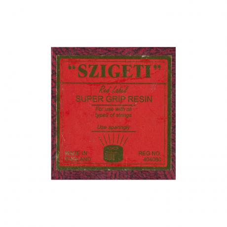SZIGETI Red Label colophane