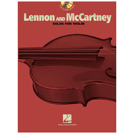Lennon and McCartney: Solos for Violin (+CD)