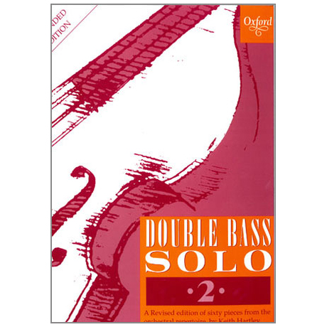 Hartley, K.: Double Bass Solo 2 (Revised Edition)