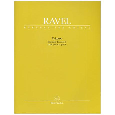 Ravel, M.: Tzigane — Rapsodie de Concert