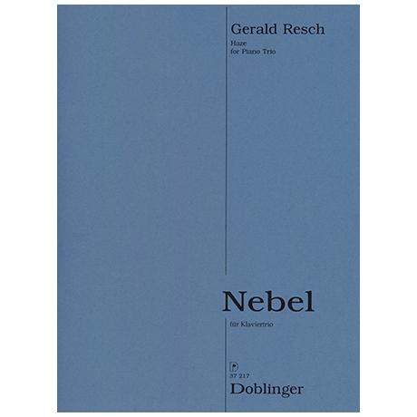 Resch, G.: Nebel