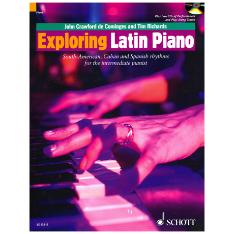 Exploring Latin Piano (+ 2 CD's)