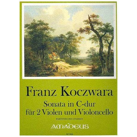 Koczwara, F.: Sonata in C-Dur