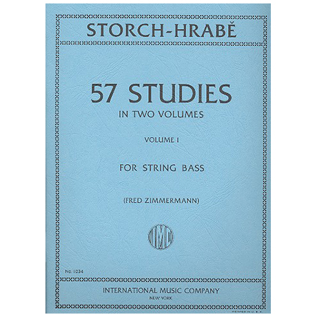 Storch, J. E. / Hrabě, J.: 57 Studies Vol. 1 (Nr. 1-31)