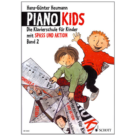 Piano Kids SET 2