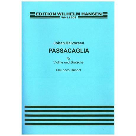 Halvorsen, J. A.: Passacaglia frei nach Händel