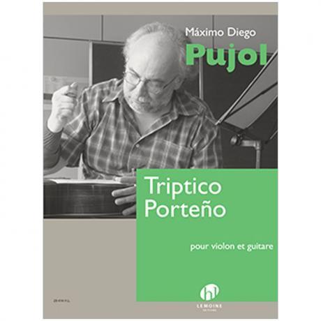 Pujol, M. D.: Triptico Porteño