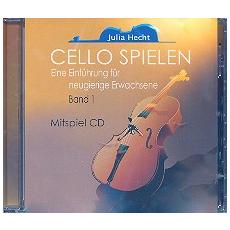 Hecht, J.: Cello Spielen Band 1 – CD