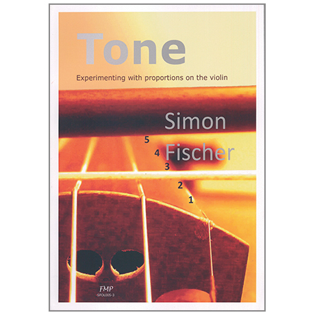 Fischer, S.: Tone – Experimenting with Proportions on the Violin