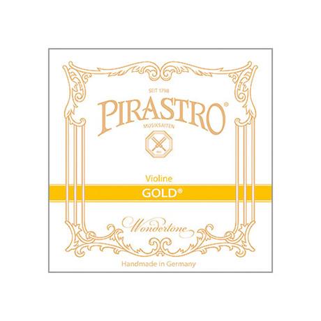 PIRASTRO Gold corde violon Re
