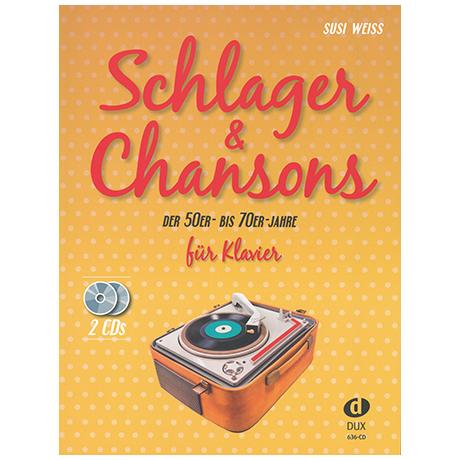 Weiss, S.: Schlager & Chansons der 50er - bis 70er Jahre (+2CD's)