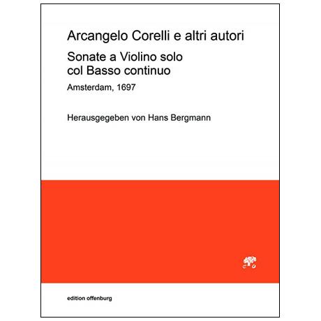 Corelli, A./Anonymus: Violinsonaten (1697)