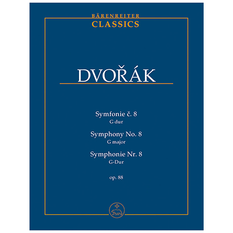 Dvorák, A.: Symphonie Nr. 8 G-Dur Op. 88