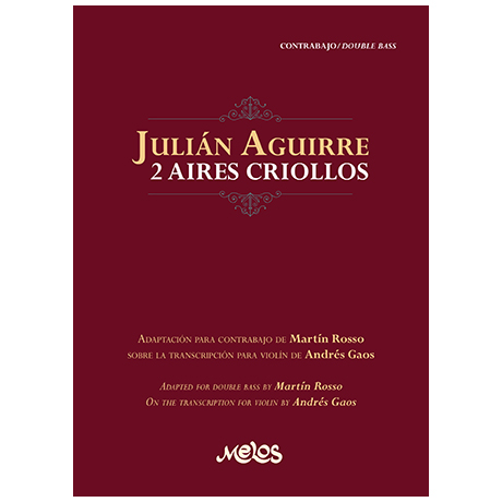 Aguirre, J.: 2 Aires Criollos