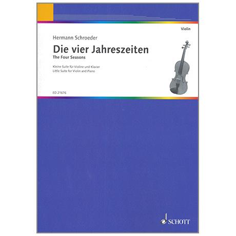 Schröder, H.: Die vier Jahreszeiten