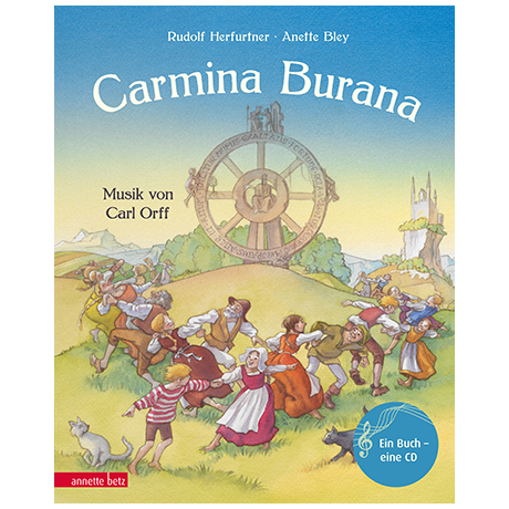 Herfurtner, R. / Bley, A.: Carmina Burana (+CD)