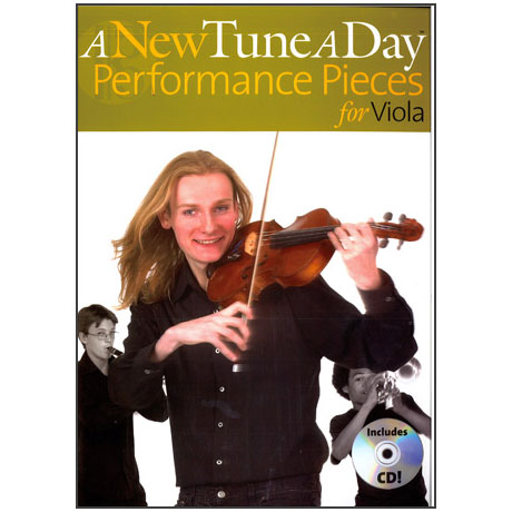 Herfurth: A new tune a day Spielbuch