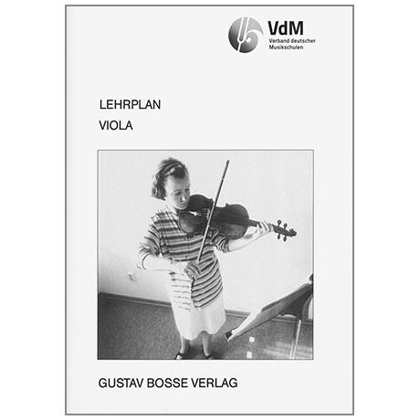 VdM: Lehrplan Viola
