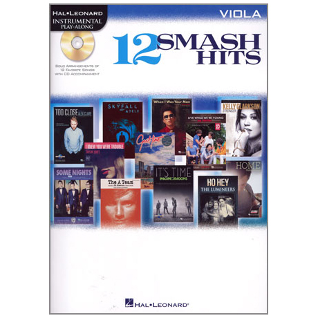 12 Smash Hits (+CD)