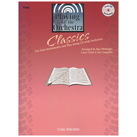 Playing with the Orchestra - Classics (+CD)