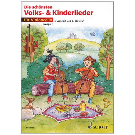 Magolt, M. & H.: Die schönsten Volks- und Kinderlieder