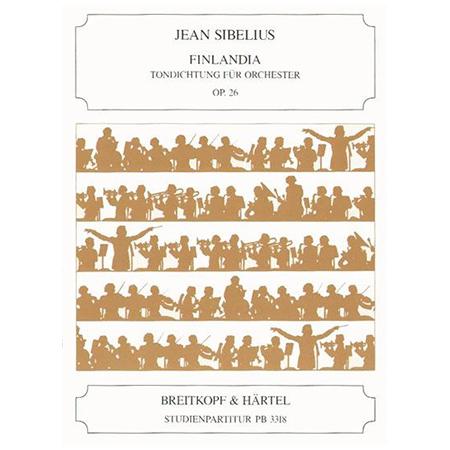 Sibelius, J.: Finlandia Op. 26