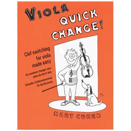 Cohen, M.: Viola quick Change