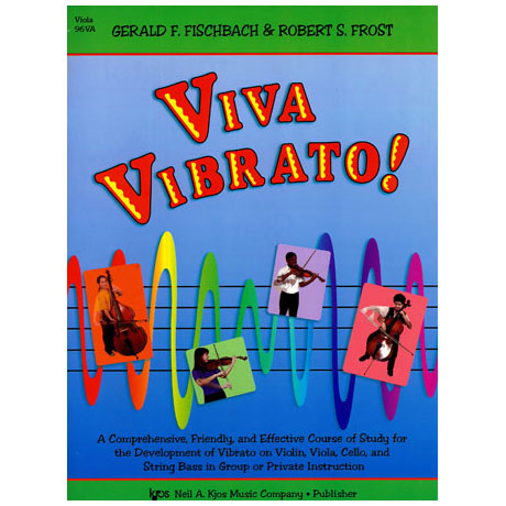 Viva Vibrato! – Viola