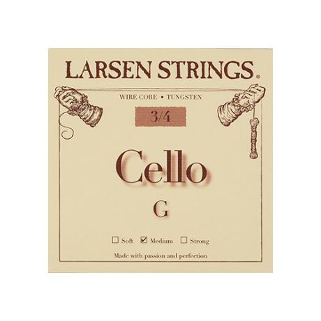 LARSEN corde violoncelle Sol
