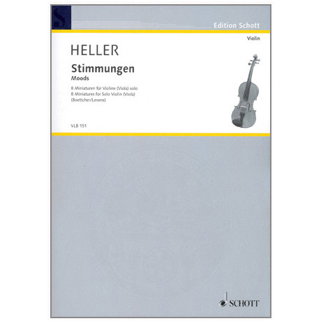 Heller, B.: Stimmungen