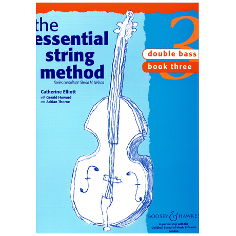 Nelson, S. M.: The Essential String Method Vol. 3 – Bass