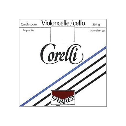 CORELLI Acier cordes violoncelle JEU