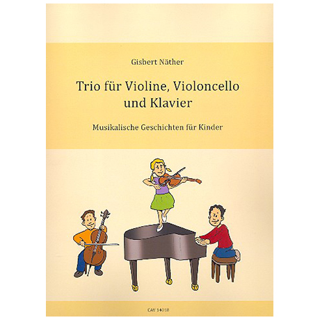 Näther, G.: Musikalische Geschichten für Kinder