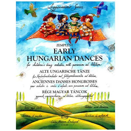 Leggierissimo - Zempléni: Alte ungarische Tanze