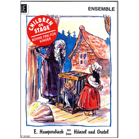 Humperdinck, E.: Hänsel & Gretel