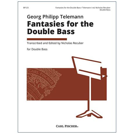 Telemann, G. Ph.: Fantasien TWV 40:20 und 40:24