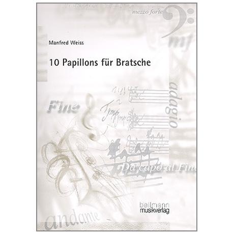 Weiss, M.: 10 Papillons (2011)