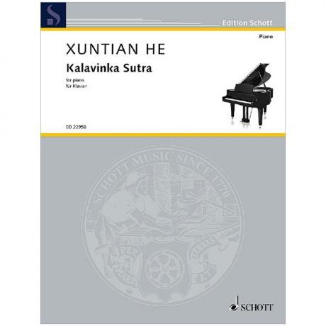 He, X.: Kalavinka Sutra (2016)