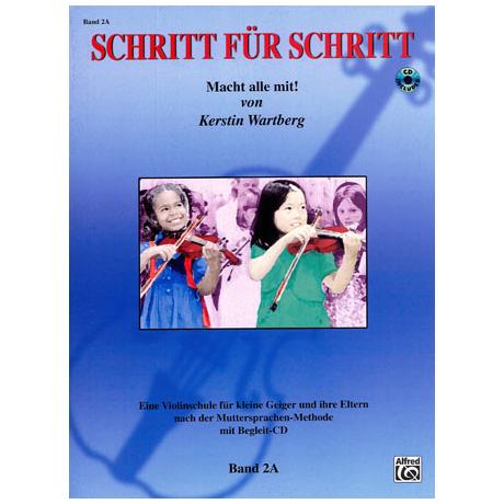 Wartberg, K.: Schritt für Schritt Band 2A (+CD)