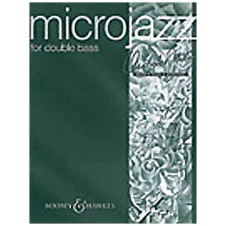 Norton, Chr.: Microjazz For Double Bass