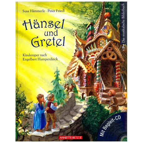 Hänsel und Gretel (+ Audio-CD)
