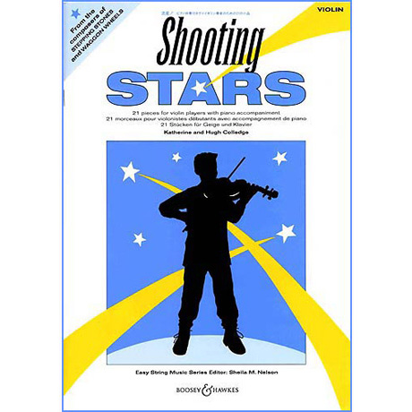 Shooting Stars: Violine und Piano
