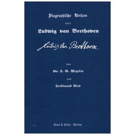 Biographische Notizen über Ludwig van Beethoven