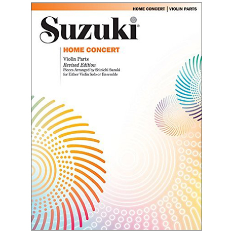 Suzuki, S.: Home Concert