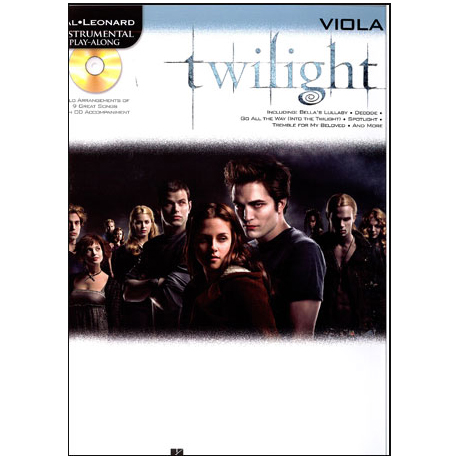 Twilight -Playalong Viola