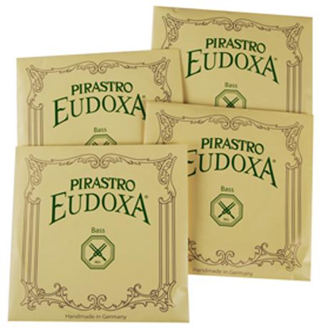 PIRASTRO Eudoxa cordes contrebasse JEU