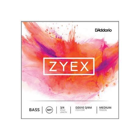 D'ADDARIO Zyex corde contrebasse Sol