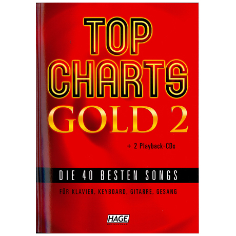 Top Charts Gold 2 + 2 CDs
