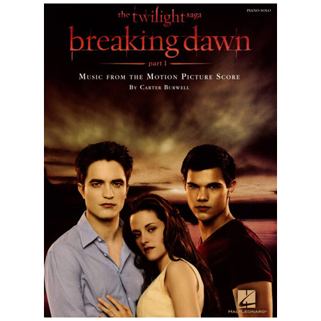 Twilight - Breaking Dawn Part 1