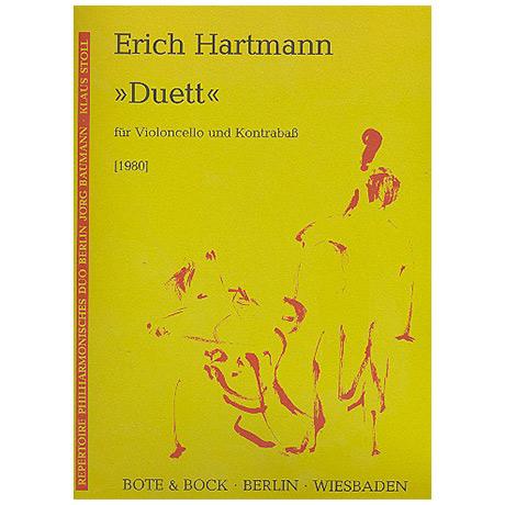 Hartmann, E.: Duett